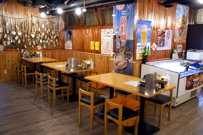三陸の牡蠣100トンを東京へ『飛梅の独自復興プロジェクトが今はじまる!』