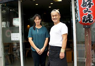 夫婦二人三脚、関西から石垣島へ