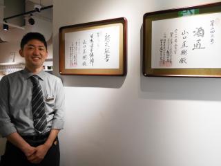 ありそうでなかった、日本酒と料理どちらも満足させる店
