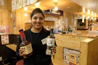 日本が好き、居酒屋が好き、お客さんが好き