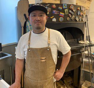 【愛知県春日井市 Pizzeria Banchetto】お店作りは窯ありき   薪窯で一気に焼き上げる、本格ナポリピッツァ
